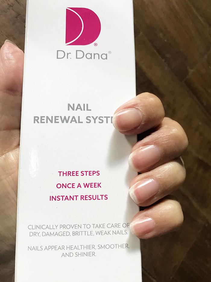 kit ongles Dr Dana Nail Renewal System NuSkin