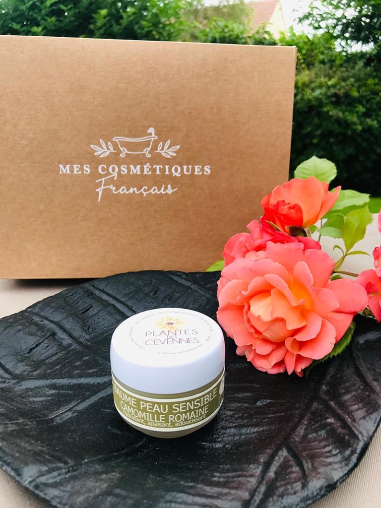 Mes-cosmétiques-français_avis_bullesdetestschezflorette-coffret-Occitanie-Baume-plantesdescevennes